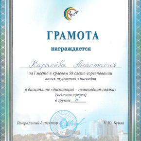 вымп 2017 Карасева связка