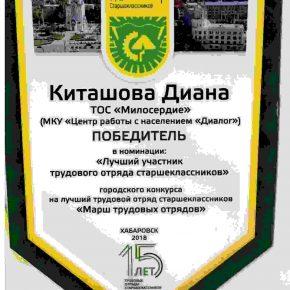 Киташова город
