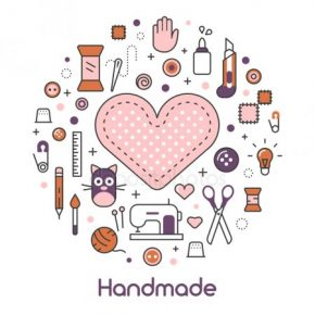 depositphotos_124737230-stock-illustration-hand-made-sewing-crafting-line